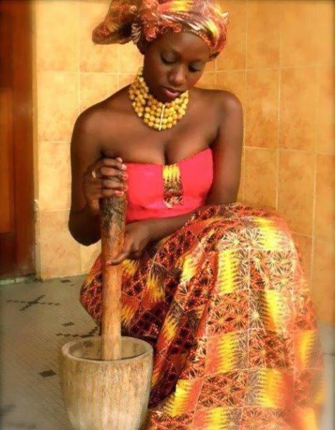 Mama Afrika
