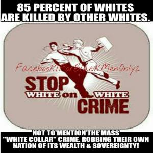 white on white crime