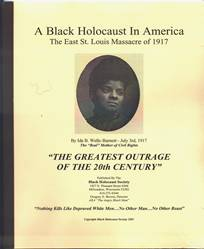 """The Greatest Outrage of the Twentieth Century"" Ida B. Wells-Barnett"