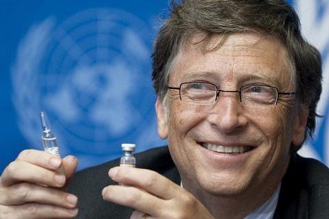 Eugeniker Bill Gates