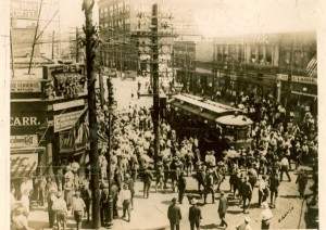 The East St. Louis Massacre of 1917